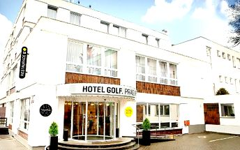 Ozdravně-relaxační pobyt v luxusním Hotelu Golf pro dva, koupele, obklady, masáže, zábaly aj.
