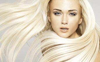 Vlasový botox či kvalitní keratin pro všechny délky vlasů. Budete mít krásné vlasy plné života.