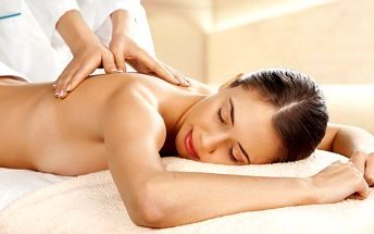 60minutová lymfatická masáž celého těla