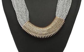 Dámský náhrdelník v extravagantním stylu - poštovné zdarma