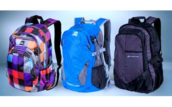 Městské i turistické batohy Alpine Pro