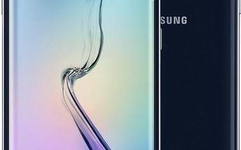 Samsung Galaxy S6 Edge - 32GB, černá - SM-G925FZKAETL