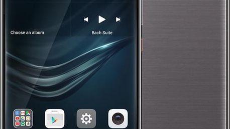 Huawei P9 Plus, šedá - SP-P9PLUSSSTOM