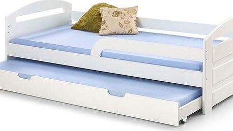 Dětská postel Natalie vanilka