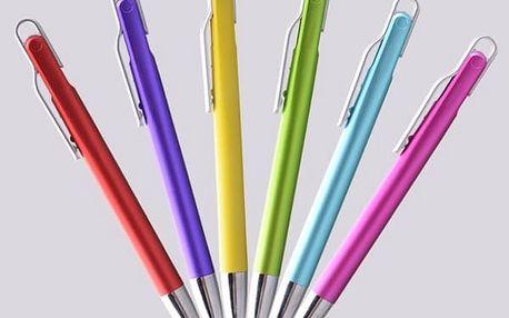 Univerzální dotykové pero pro smartphone a tablet
