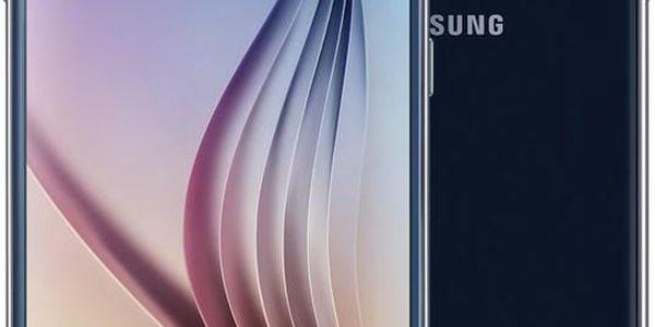 Samsung Galaxy S6 - 32GB, černá - SM-G920FZKAETL