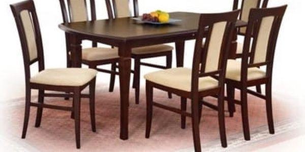 Dřevěný jídelní stůl Fryderyk 200 cm dub sonoma