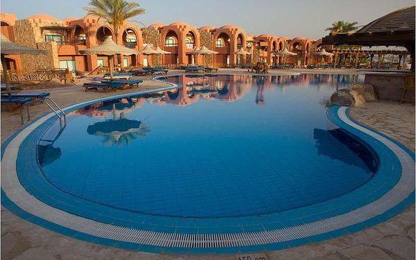 Egypt - Marsa Alam na 8 dní, all inclusive s dopravou vídeň