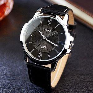 Pánské hodinky s tmavým a světlým ciferníkem