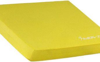 Balanční podložka MOVIT žlutá