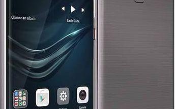 Mobilní telefon Huawei P9 Plus Single SIM (SP- P9PLUSSSTOM) šedý Software F-Secure SAFE 6 měsíců pro 3 zařízení (zdarma) + Doprava zdarma
