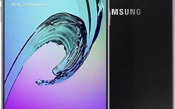 Samsung Galaxy A5 (2016) LTE, černá - SM-A510FZKAETL
