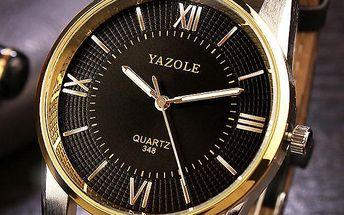 Luxusní pánské business hodinky - 4 varianty