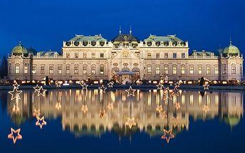 Adventní zájezd do Vídně na jeden den