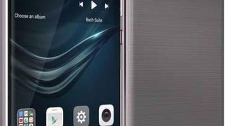 Mobilní telefon Huawei P9 Plus Single SIM (SP- P9PLUSSSTOM) šedý Paměťová karta Samsung Micro SDHC EVO 32GB class 10 + adapter (zdarma)+ Software F-Secure SAFE 6 měsíců pro 3 zařízení v hodnotě 999 Kč + Doprava zdarma