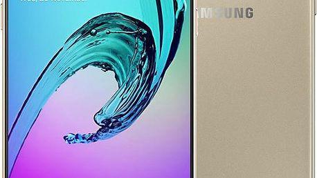 Samsung Galaxy A5 (2016) LTE, zlatá - SM-A510FZDAETL