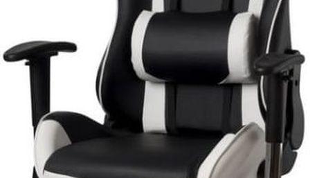 Kanclářská židle - křeslo NEW YORK - šedá