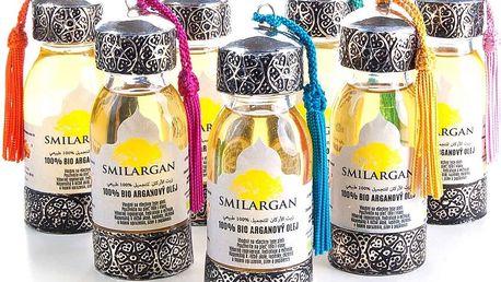 Marocký arganový olej od berberských žen