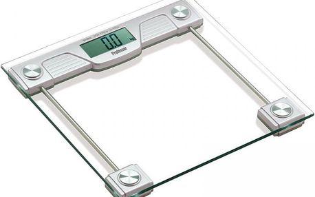 Váha osobní Professor DV1507X skleněná