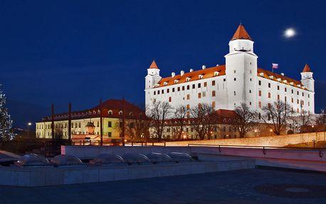Adventní zájezd do Bratislavy s průvodcem
