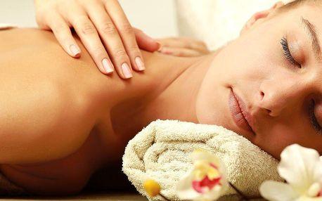 30 nebo 60 min. relaxace při skořicové masáži