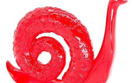 Socha designová Snail šnek