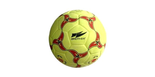 Halový míč kopací hladký