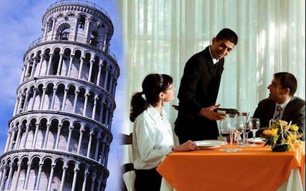 Objevte Pisu! Pobyt v 4 * hotelu jen 3 km od světoznámé šikmé věže