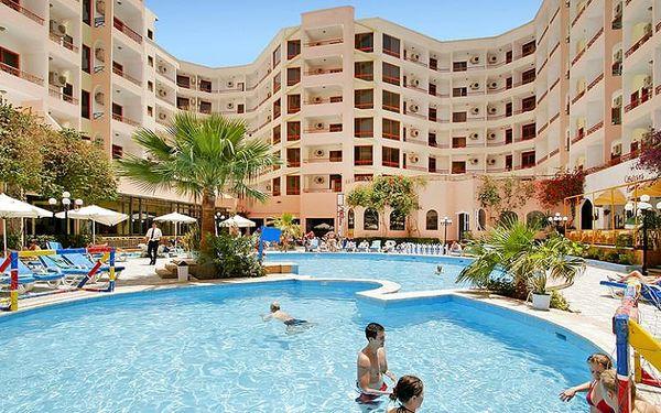 Egypt, Hurghada, letecky na 3 dny s polopenzí