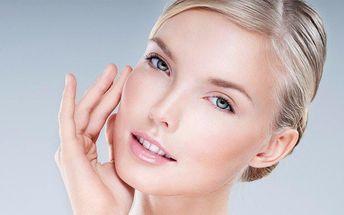 Laserové ošetření obličeje, krku a dekoltu