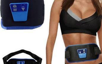 Vibrační pás na zpevnění těla - poštovné zdarma
