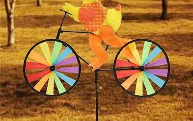 Větrník - Kachnička na kole - poštovné zdarma