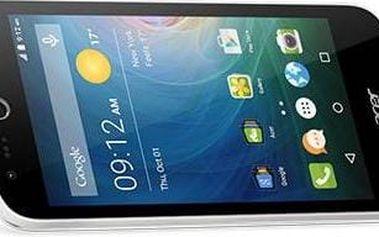 Mobilní telefon Acer Liquid v bílé barvě - nikdy nebyl levnější!
