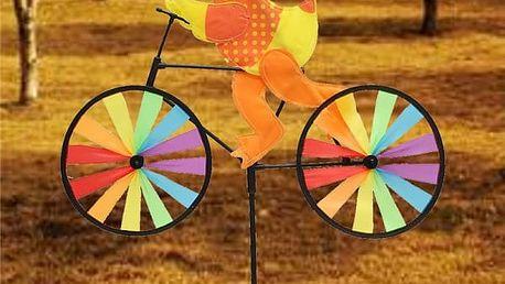 Větrník - Kachnička na kole