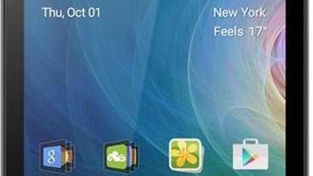 Mobilní telefon Acer se senzačním displejem a dual SIM - černý