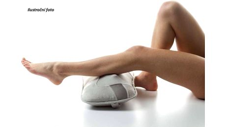 Masážní polštářek ideální na masáž krční páteře nebo celé tělo