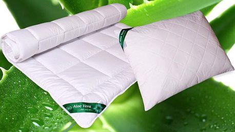 Lůžkoviny Aloe Vera - zimní