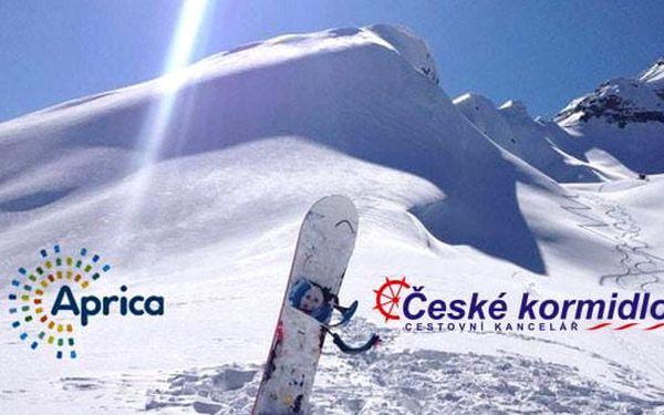 5–6denní Aprica (Itálie, Alpy) | Doprava, Hotel Posta***, polopenze a skipas v ceně! Parádní lyžařský balíček