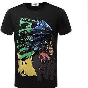 Moderní pánské tričko v různých barvách