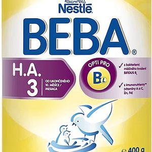 NESTLÉ Beba HA 3 Protect plus (400 g) - kojenecké mléko