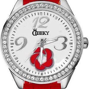 Dámské hodinky Cheeky HE017 červené