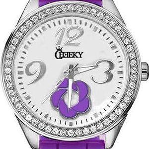 Dámské hodinky Cheeky HE017 fialové