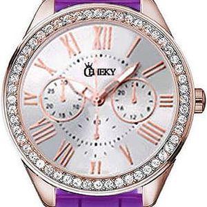 Dámské hodinky Cheeky HE019 fialové