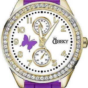 Dámské hodinky Cheeky HE018 fialové