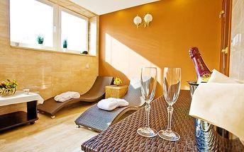 3–4denní wellness pobyt pro 2 seniory v Grand hotelu Sergijo**** v Piešťanech