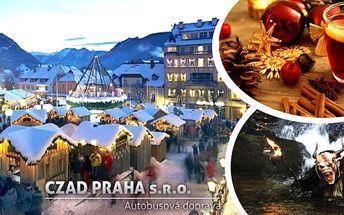 Zájezd do adventního Mariazellu a Běh čertů pro 1 osobu v termínu 26.11. 2016. Nasajte to pravé kouzlo Vánoc a užijte si tradiční a velmi oblíbený běh s více než stovkou čertů a prohlídku nejznámějšího rakouského poutního místa.