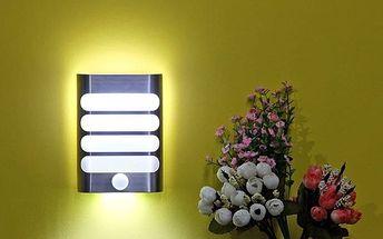 LED světlo se senzorem pohybu - poštovné zdarma