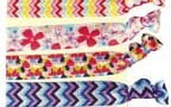 DTANGLER Band Set gumiček do vlasů Flower