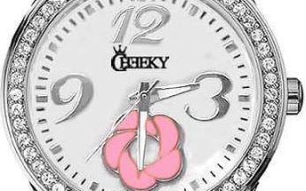 Dámské hodinky Cheeky HE017 světle růžové