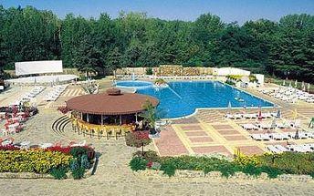 Parkhotel Continental, Bulharsko, Černomořské pobřeží, 8 dní, Letecky, All inclusive, Alespoň 2 ★★, sleva 24 %